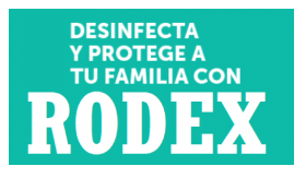 desinfeccion rodex